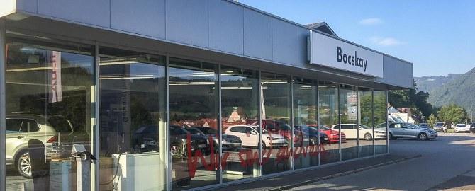 Autohaus Bocskay GmbH - Wir sind andreas!